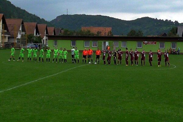 Futbal mal v Starej Kremničke dlhodobú tradíciu