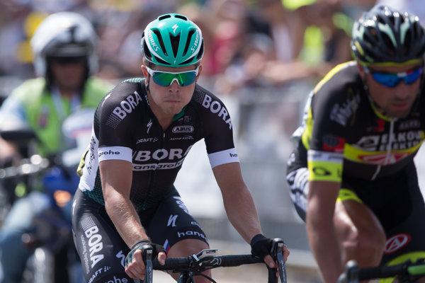 Na Tour de France skončil aj Juraj Sagan.