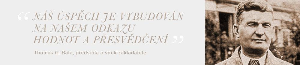 Tomáš Baťa.