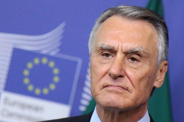 Prezident Aníbal Cavaco Silva.