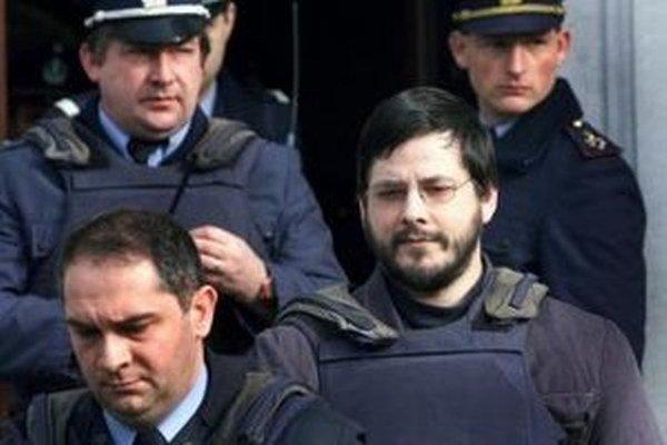 Belgický pedofil a vrah Marc Dutroux.