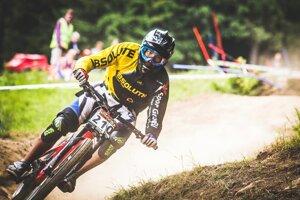 Downhill je považovaný za kráľovskú disciplínu horskej cyklistiky