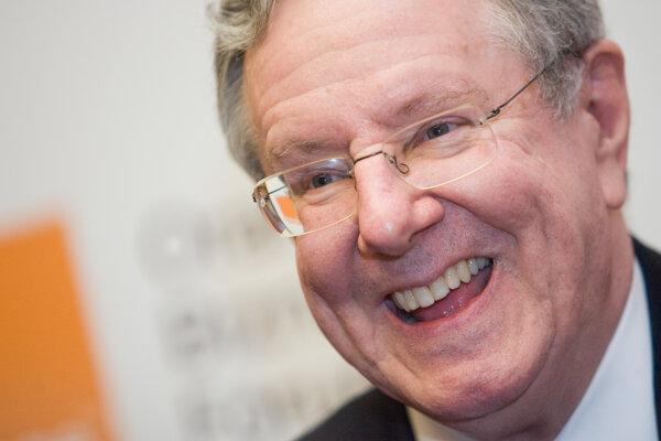 Steve Forbes, šéfredaktor časopisu Forbes