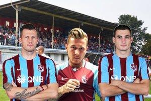 Sereď remizovala s Trabzonsporom.