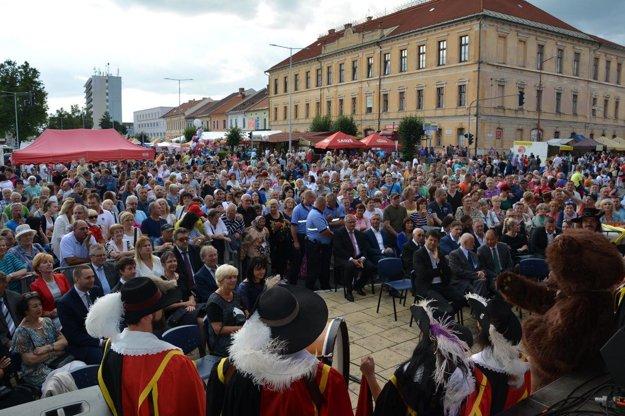 Tisíce Spišiakov. Aj oni budú voliť župana.