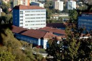 Nemocnica v Brezne.
