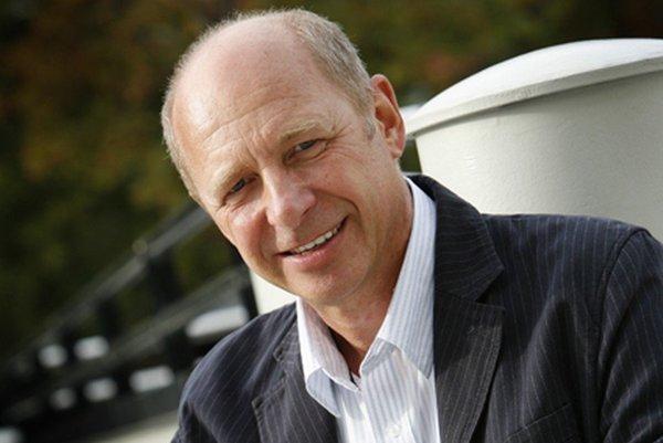 Psychológ Robert Máthé.