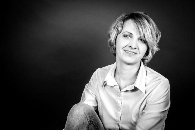 Zuzana Macková, predsedníčka občianskeho združenia DEVA.