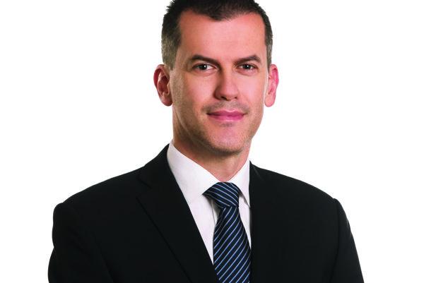 Kandidát Igor Kašper.