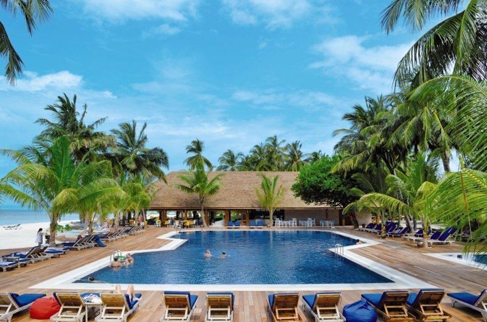 Meeru Island Resort 4*, Maledivy