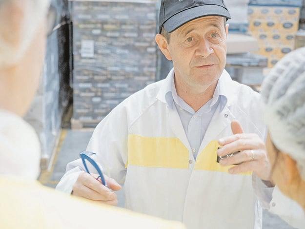 Jean-Pierre Stassen z belgickej obce Aubel žije jablkami a ciderom