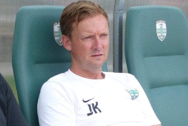 Jozef Kostelník, tréner MFK Skalica