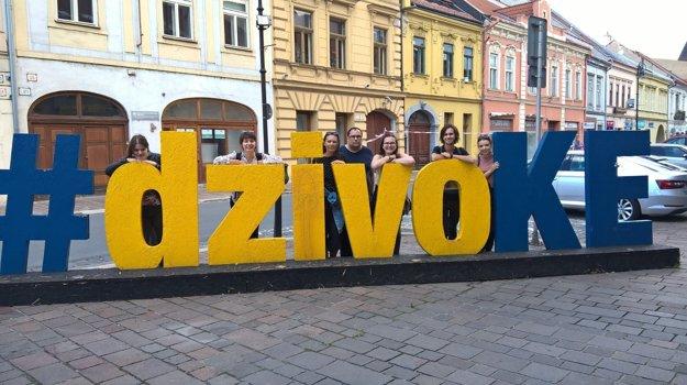 Ars Šafarikiana. Väčšina účastníkov nebola z Košíc, a tak spoznávali aj mesto.