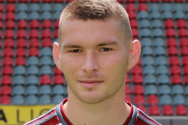Tomáš Gerát podpísal s Podbrezovou dvojročný kontrakt.