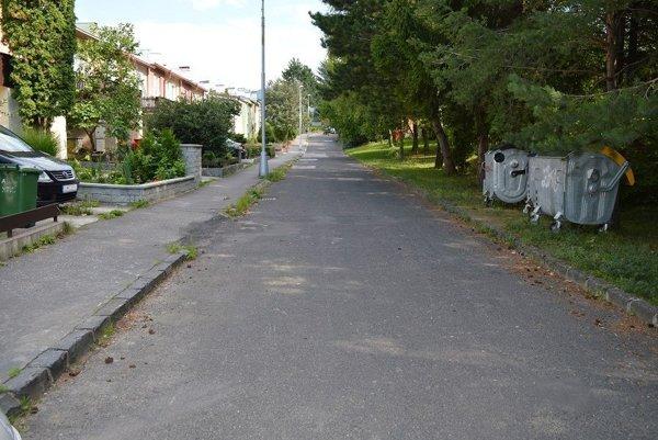 Ulica A. Matušku