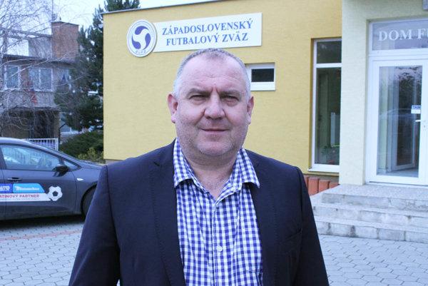 Predseda ZsFZ Pavol Šípoš.