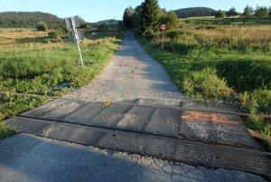Na železničnom priecestí v obci Vysoká nad Kysucou zachytil cyklistu vlak.