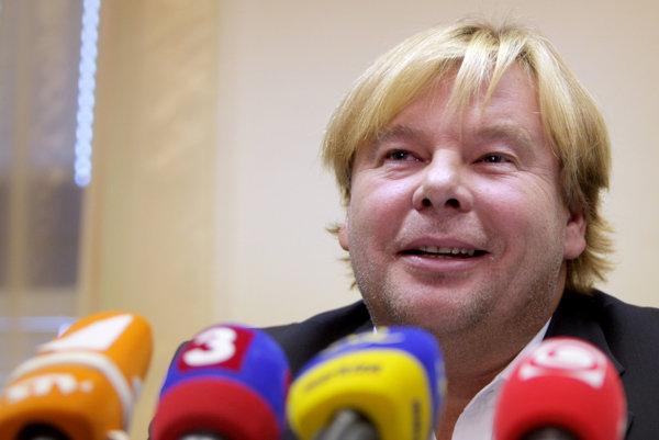 Podnikateľ Michal Gučík.