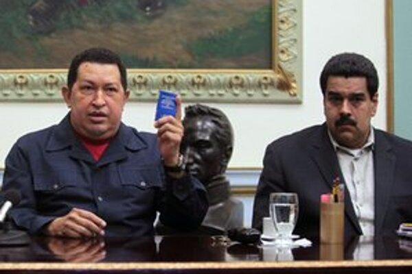 Chávez sa pomaly zotavuje z decembrovej operácie, ktorú sám označil za nevyhnutnú.