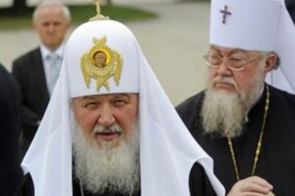 Patriarcha Kirill.