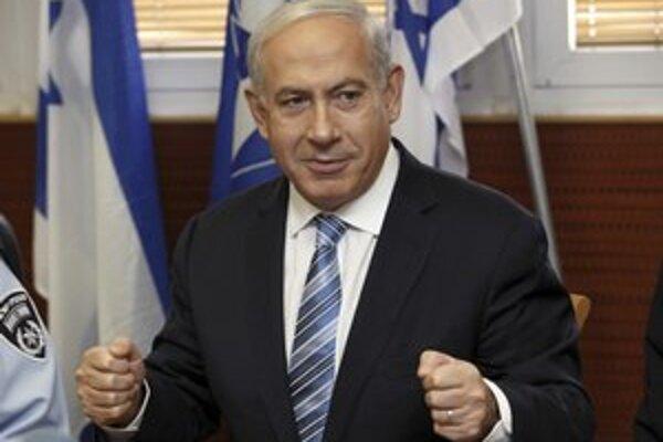 Netanjahu mieri k volebnému víťazstvu.