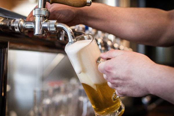 V ponuke budú pivá malých slovenských pivovarov.