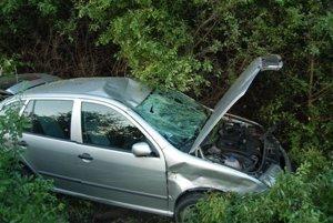 Takto skončila Škoda Fabia.