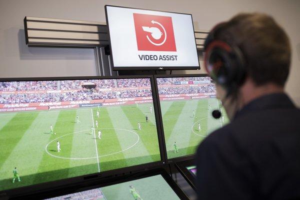 Videotechnológia bude prvýkrát súčasťou MS vo futbale.
