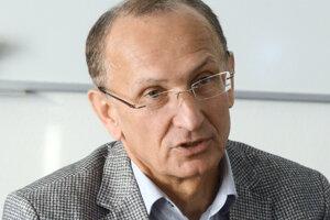šéf bratislavského Centra pre liečbu drogových závislostí Ľubomír Okruhlica,