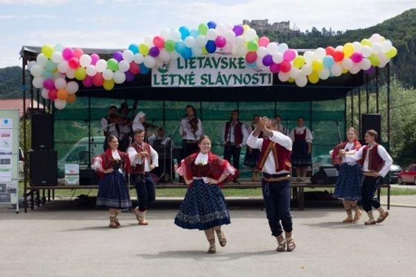 V Lietave bolo 5. augusta veselo.