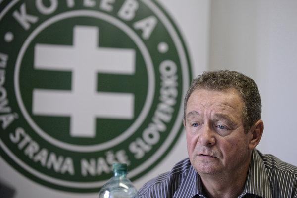 Štefan Surmánek.
