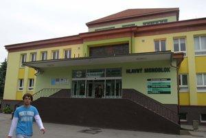 Bardejovská nemocnica sv. Jakuba.