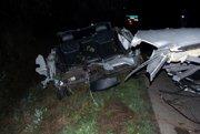 Tragická dopravná nehoda si vyžiadala dva mladé životy