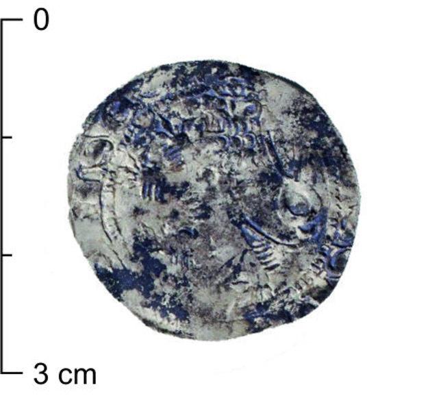 Nájdený pražský groš