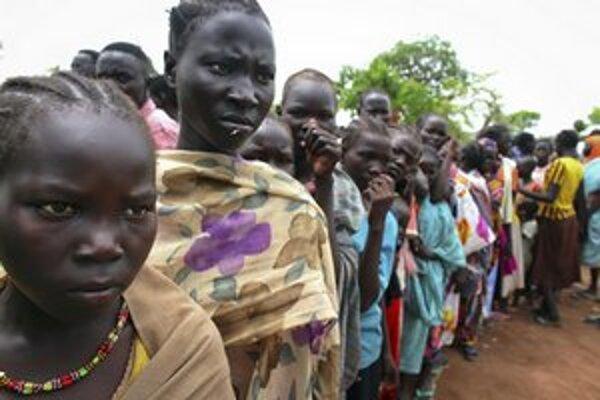 Sudán patrí medzi najchudobnejšie krajiny.