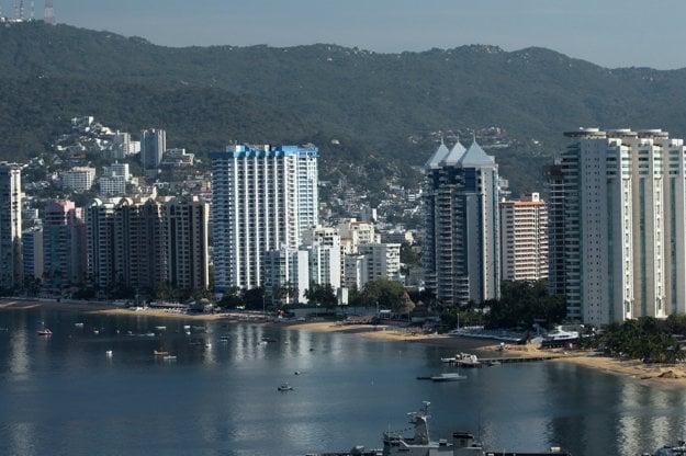 Acapulco, Mexiko.