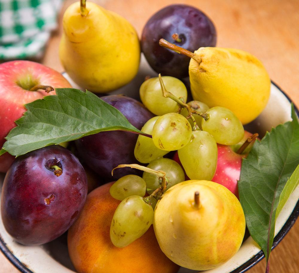 Na jeseň dozrievajú najobľúbenejšie druhy ovocia.