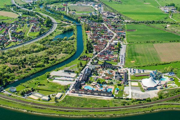 Obec Bešeňová sa rozrastie.