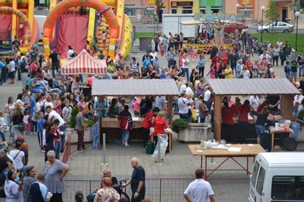 Gombovecfest sa teší popularite.