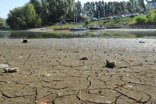 Takto vyzerá poľská rieka dnes.