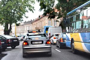Bačíkova ulica.