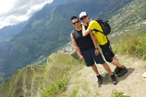 Život v ekvádorských horách Barbore vyhovuje.