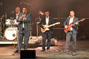 Vystúpenie skupiny Gipsy Demmy.