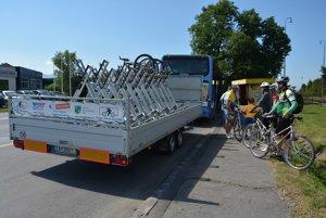 Cyklobusy premávajú v Žilinskom kraji do konca septembra.