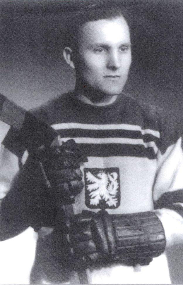 Košická hokejová legenda Ladislav Troják.