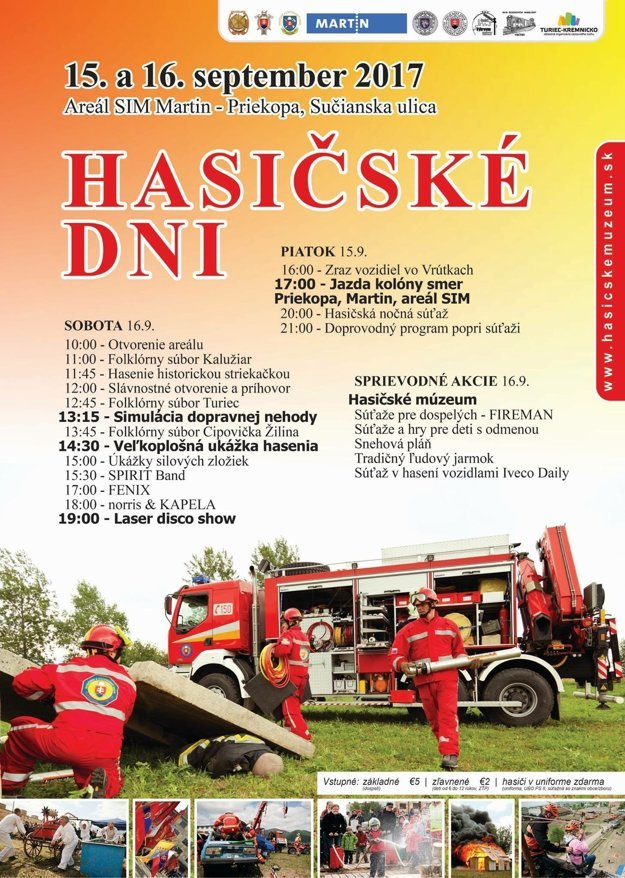 Program Hasičských dní