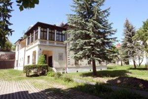Vila Dominika Skuteckého.