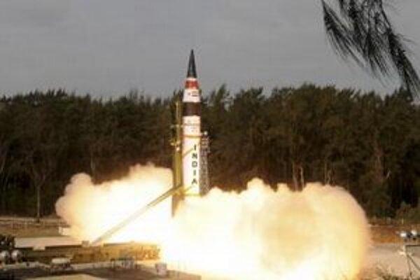India  prvý raz úspešne otestovala interkontinentálnu raketu vlastnej výroby.