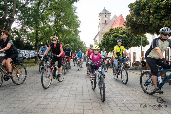 Cyklokoalícia Pezinok