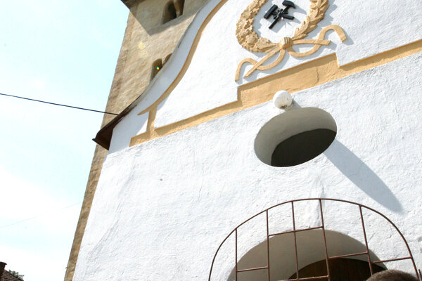 ilustračné foto - kostol v Ochtinej
